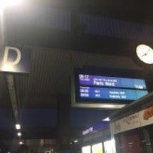 ヨーロッパで乗った列…