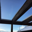 雪の週末と薪ストーブ…