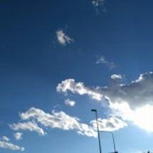 母さん 今日も雲がき…