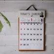 100均のカレンダー…