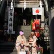 烏森神社にお参り☆