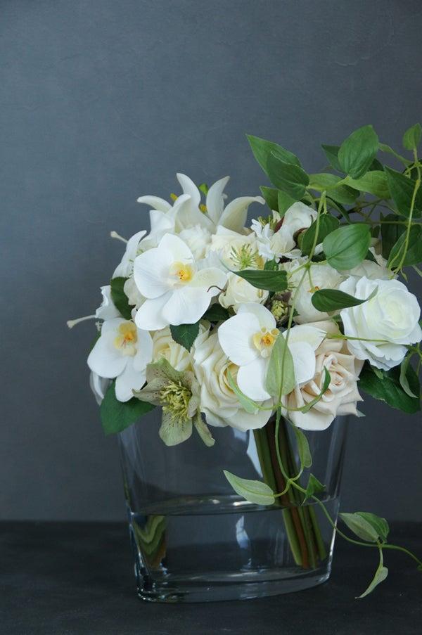 開業祝いのお花 アートフラワー