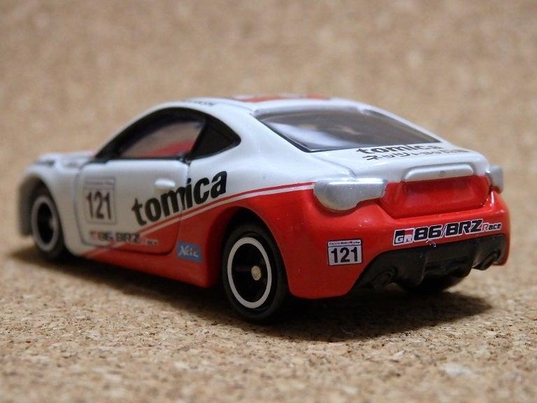 ネッツ兵庫☆トミカ86レーシング トヨタ86