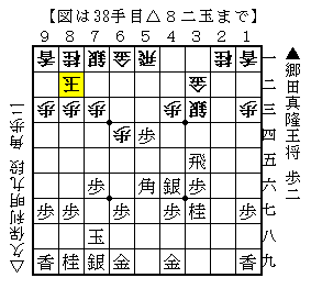 第66期王将戦七番勝負第1局-2
