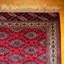 トルクメンの絨毯
