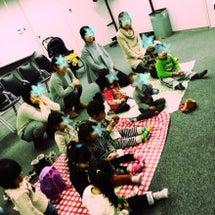 市の教室、今年最初の…