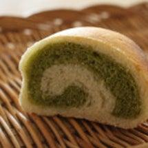 桜風味のパンを作りま…