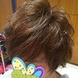 普通のくせ毛をパーマ…