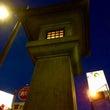 石灯籠と火曜日