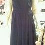 大人系な上品ドレス