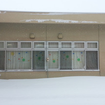 大雪の中の5日間