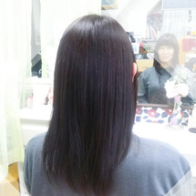 髪のお手入れ日。