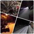 広島駅は雪~の中~♪