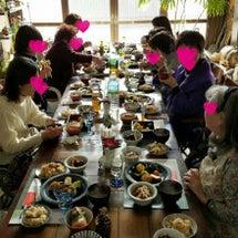 古民家での新春お茶会…