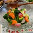 野菜がおいしい〜!!