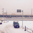 宮古市も積雪