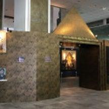 ピラミッド展と吉村作…