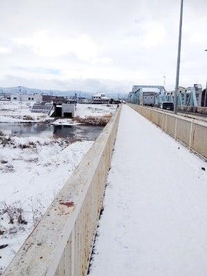 金山橋 × 阿武隈川