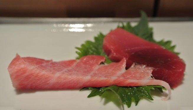 浅草 鮨よしだ 大間鮪2