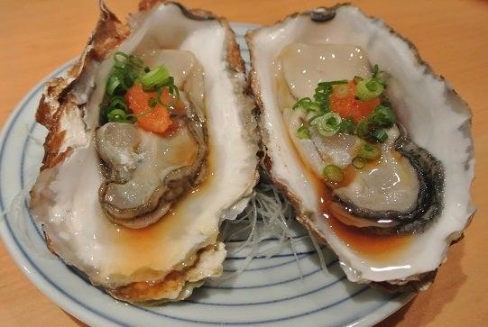 浅草 鮨よしだ 北海道牡蠣
