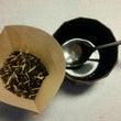 【お茶がらの再利用と…