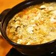 牡蠣のお鍋