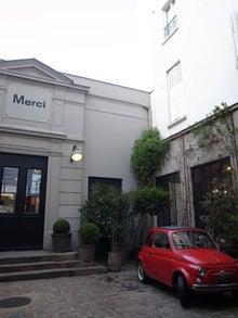 パリのmerci