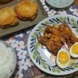 鶏のインドネシア風と…