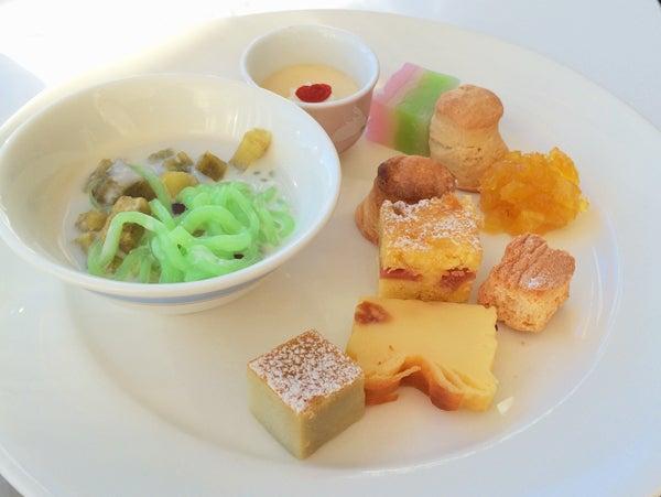 シンガポール料理 ビュッフェ 銀座