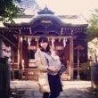 初詣*八幡神社