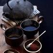 ほうじ茶&チョコ の…