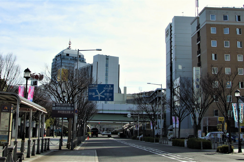 堺市内での素行調査 (大阪府興信所)