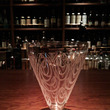 アンティークのグラス…