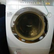 洗濯機その後