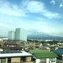 富士山見ながら...