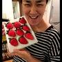 ★大きな大きな苺★