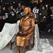 「釜山・少女像」は、…