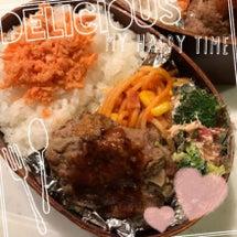 今日のお弁当(๑˃̵…