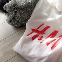 H&MのSALEで♡…