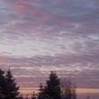 冬の空と光