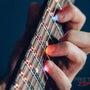 ギター運指位置をLE…
