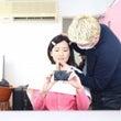 企業広告モデル☆ヘア…