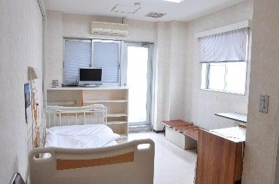 入院、個室、書道教室