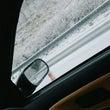 雪だ~(´Д`)