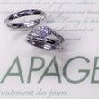 LAPAGEの婚約指…