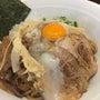 【にぼしつけ麺と辛つ…