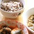 ■[我が家の朝食] …