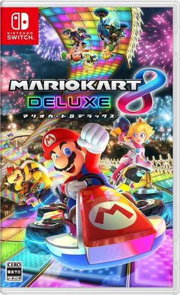 Nintendo Switch マリオカート8 デラックス