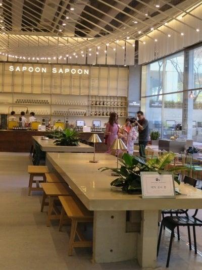 江南 CAFE SAPOON SAPOON
