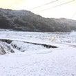山間部は「 雪 」だ…